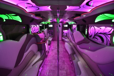 party bus or limo rental