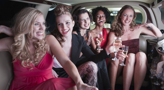 party with a limo